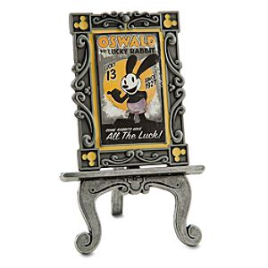 Oswald Poster Pin with Easel Stand