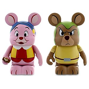Vinylmation Disney Afternoon 2 Series 3 Figure Set - Cubbi and Gruffi