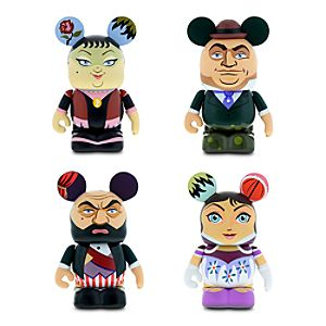 Vinylmation Park 13 Series 3 Figure Set - The Haunted Mansion Stretch Room Portraits