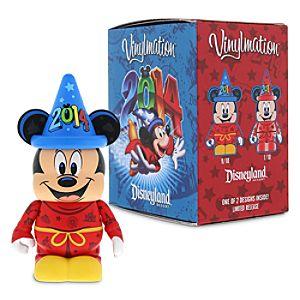 Vinylmation 3 Figure - Sorcerer Mickey Mouse - Disneyland 2014
