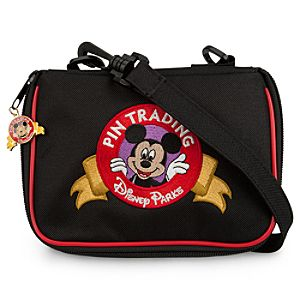 Mickey Mouse Pin Trading Bag - Disney Parks - Small
