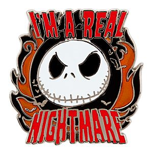 Jack Skellington Pin on Pin