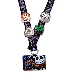 Tim Burtons The Nightmare Before Christmas Pin Trading Starter Set