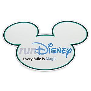Mickey Mouse Icon Magnet - RunDisney