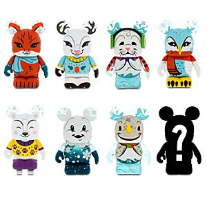 Vinylmation Cutesters Snow Day Series Figure - 3