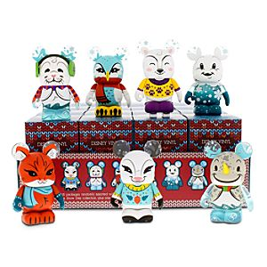 Vinylmation Cutesters Series 6 Snow Day Tray