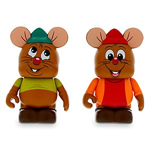 Vinylmation Animation 4 Series 3 Figure Set - Gus and Jaq