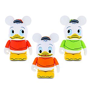 Vinylmation Animation Series 4 Set - Huey, Dewey, and Louie