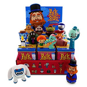 Vinylmation Park Starz 3 Series Tray 3 Figures