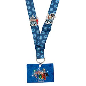 Sorcerer Mickey Mouse and Friends Pin Trading Starter Set - Disneyland 2014