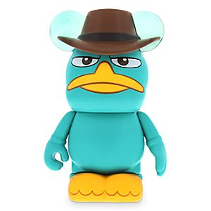 Vinylmation Theme Park Favorites Series 3 Figure -- Agent P