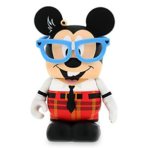 Vinylmation Theme Park Favorites Series 3 Figure - Mickey Mouse Nerd