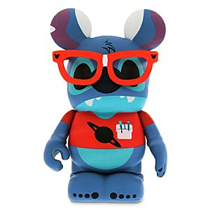Vinylmation Theme Park Favorites Series 3 Figure - Stitch Nerd