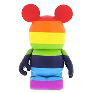 Vinylmation Theme Park Favorites Series 3 Figure - Rainbow