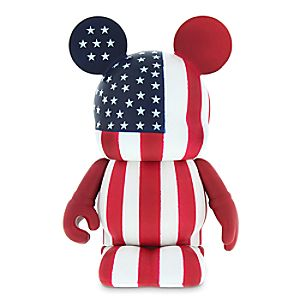 Vinylmation Theme Park Favorites Series 3 Figure - American Flag