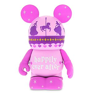 Vinylmation Theme Park Favorites Series 3 Figure - Happily Ever After