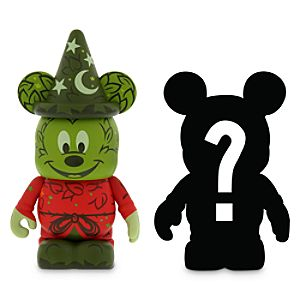Vinylmation Topiaries Series Sorcerer Mickey Combo Pack - 3