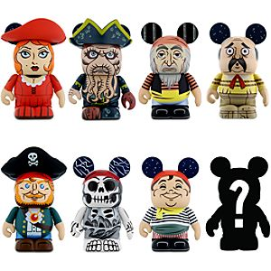 Vinylmation Pirates of the Caribbean 2 Series Figure - 3