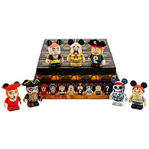 Vinylmation Pirates of the Caribbean 2 Series Tray