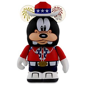 Vinylmation 3 Figure - Goofy Independence Day 2014