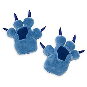Stitch Mitts Plush Gloves