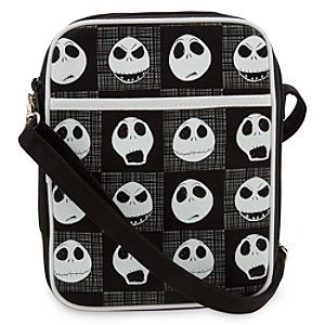 Jack Skellington Pin Trading Bag