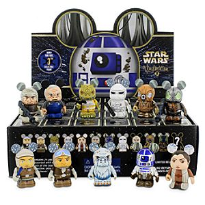 Vinylmation Star Wars 4 Series Tray