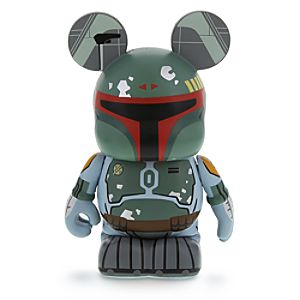 Vinylmation Star Wars 4 Series Boba Fett Combo Pack - 3