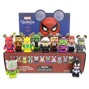 Vinylmation Marvel 2 Series Tray