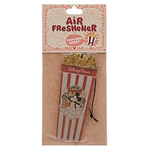 Mickey Mouse Main Street Popcorn Air Freshener