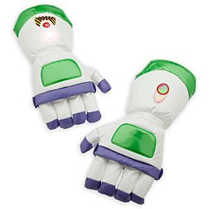 Buzz Lightyear Light-Up Gloves