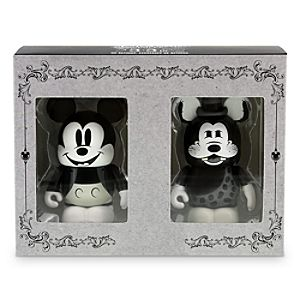 Vinylmation Classic Collection 3 Figures - Orphans Benefit: Mickey and Goofy