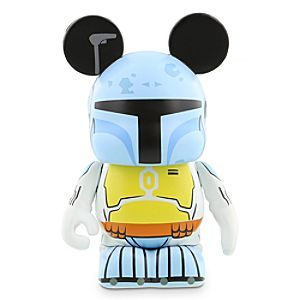 Vinylmation Star Wars 4 Series Holiday Special Figure - Boba Fett
