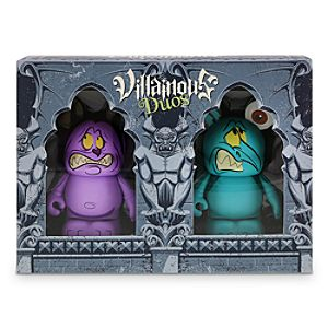 Vinylmation Villainous Duos 3 Figure Set - Pain and Panic