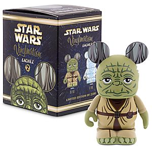 Vinylmation Star Wars Eachez 3 Figure - Yoda