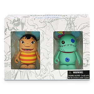 Vinylmation Animation 5 Series 3 Figure Set - Lilo and Scrump