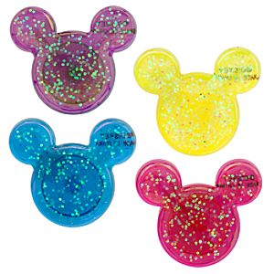 Mickey Mouse Icon MagicBandits Set - Glitter