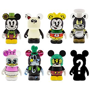 Vinylmation Mickey Mouse Cartoon Series Figure - 3