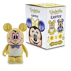 Vinylmation Easter 2015 Eachez 3 Figure - Mickey and Minnie Mouse