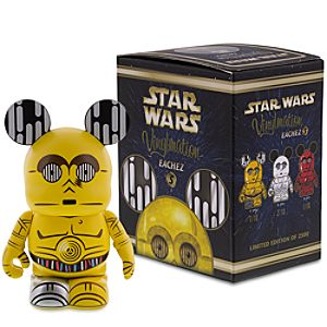 Vinylmation Star Wars Eachez 3 Figure - 3PO Protocol Droid