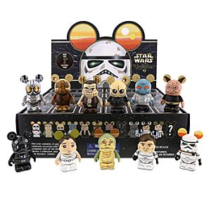 Vinylmation Star Wars 5 Series Tray