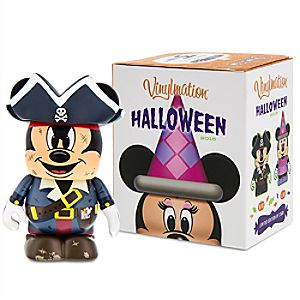 Vinylmation Mickey and Minnie Mouse Eachez 3 Figure - Halloween 2015