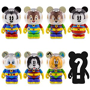 Vinylmation Mickey & Friends in Space Series Figure - 3