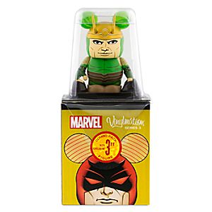 Vinylmation Marvel 3 Series Loki Combo Pack - 3
