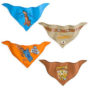 Disney Tails Dog Bandana Set