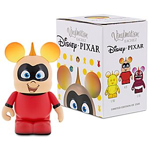 Vinylmation Disney•Pixar Series 3 Jack Jack Eachez 3 Figure - Limited Edition
