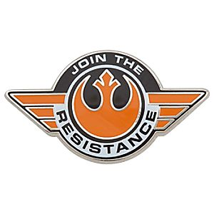 Rebel Alliance Starbird Pin - Star Wars: The Force Awakens