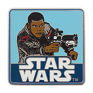 Finn Pin - Star Wars: The Force Awakens
