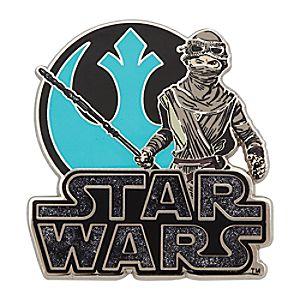 Rey Pin - Star Wars: The Force Awakens