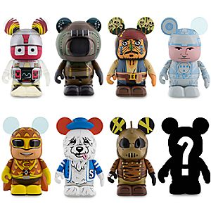 Vinylmation Movieland Series 1 Figure - 3 - Limited Release